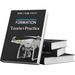 CURSURI DE INITIERE ÎN TELEPILOTARE DRONE VOLT® ACADEMY DRONE WORLD