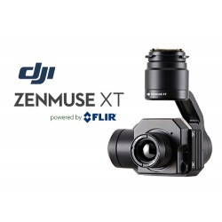 DJI Zenmuse XT - FLIR 30 Hz - 336x256 / 13mm