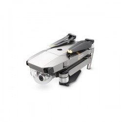 Drona-DJI Mavic Pro - Fly More Combo - Platinum