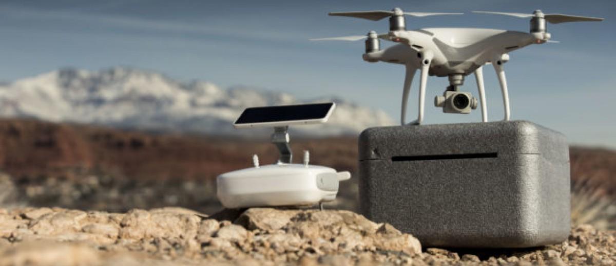 Drona Phantom 4 -Drone World