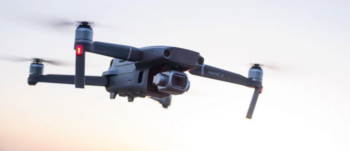 Drone World-Drona Mavic 2